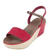 75e422007bf Cole Haan Ravenna Womens ROCCIA Snake Print Wedge Heel Sandals Size 10.   129.95 New. Cole Haan Tango Red Nubuck Arden Wedge Sz 10 B