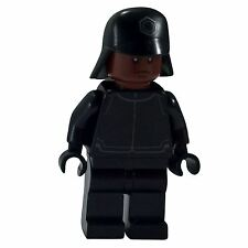 First Order Crew Member, Helmet with Insignia (75132) Star Wars LEGO Minifigure