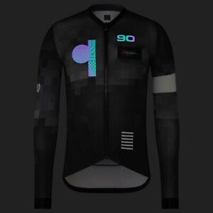 NEW Rapha Men's Cycling FUTURO Pro Team Training Jersey XL Long Sleeve RCC