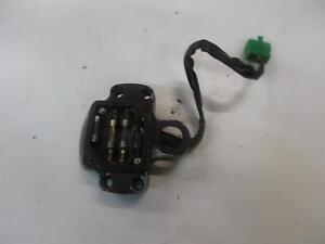 1. Honda Cx 500 Bj.79 Caja de Fusibles Pies Manillar