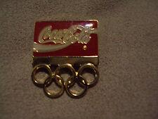 1996 Atlanta Coca-Cola OlympicsTrading Pin New Old Stock