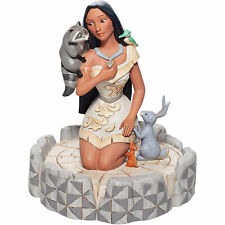 Disney Traditions Figurine - Brave Beauty (Pocahontas) *NEW*