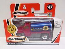 MATCHBOX CAR  FIRE FLOODER 2002 issue
