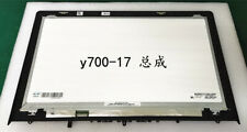 """New listing 15.6"""" Lcd Screen Assembly with frame for Lenovo IdeaPad Y700-15Isk 1920×1080"""