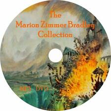 Marion Zimmer Bradley Sci-Fi Audiobook Collection English on 1 MP3 DVD Free Ship