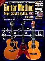 PROGRESSIVE GUITAR METHOD 1 Notes Chords Rhythm