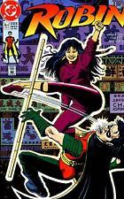 ROBIN # 4  - COMIC - 1991  -  9.4
