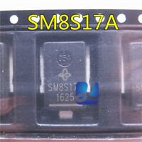 5pcs SM8S17A Automobile computer board transient diode new