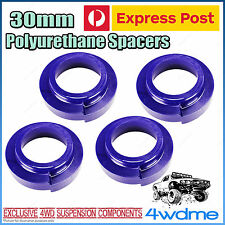 Toyota Landcruiser 80 Series Front & Rear 30mm Coil Spring Polyurethane Spacers