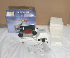 BUON VINO MINI JET wine filter pump - in box with 12 sets of filter pads