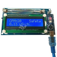 Open Source Geiger Counter Radiation Detector DIY Module w/LCD Display Assembled