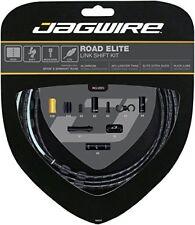 Jagwire Route Elite Lien Shift Kit Câble SRAM / Shimano Noir