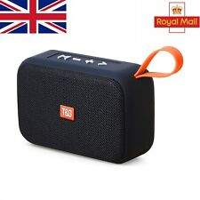 More details for wireless bluetooth speaker portable high bass indoor outdoor stereo loudspeaker