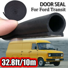 10M Door Seal Strip Rubber For Ford Transit Connect Custom Mk4 mk5 mk6 mk7 Mk8