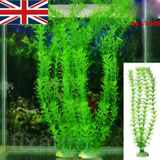 Fish & Aquariums 35cm Height Simulated Artificial Water Plants Floating Grass For Fish Tank Decor