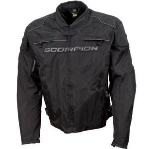 Scorpion EXO Battalion Textile Jacket Mens