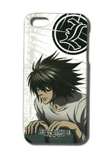 Death Note L IPhone 5 Cell Phone Case Anime MINT