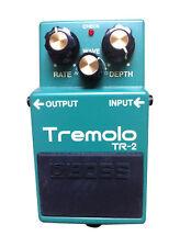 Boss TR-2 Tremolo effect pedal