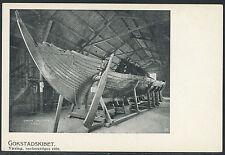 Norge - Norway Nordland - Gokstadskibet 1908  P694