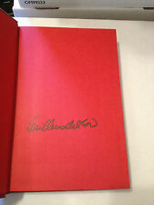 SIGNED Strain Guillermo Del Toro LIMITED Die-Cut +PIC Vampires Hellboy