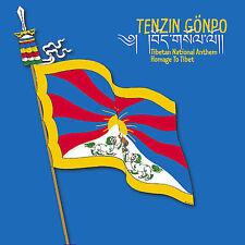 CD - Tenzin Gonpo Tibetan National Anthem - Very Good