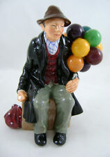 Royal Doulton THE  BALLOON  MAN    NO CHIPS     SELLER   H.N. 1954