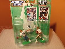 Starting Lineup 1997 Dan Marino/Bob Griese Miami Dolphins Classic Double