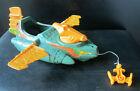Vintage MASTERS OF THE UNIVERSE WIND RAIDER He-Man MOTU Complete? toy vehicle
