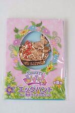 Tokyo Disney Resort Easter 2015 Egg Hunt 3rd Medal Strap Minnie Expert Level