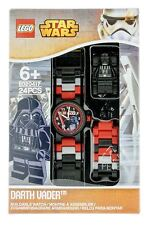 Lego Star Wars Darth Vader Minifigura Cadena Reloj De Pulsera For Kids - 8020417