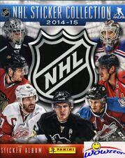 2014/15 Panini NHL Hockey Factory Sealed 72 Page Sticker Album- NEW !