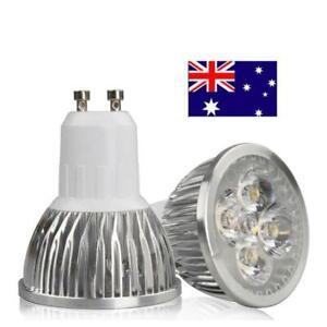 10 PCS GU10 12W Day White LED Spotlight Light Bulb Downlight Lamp