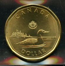 2015 Canada Loon Dollar Coin ICCS MS-65 Loonie