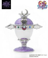 Sailor Moon × ANNA SUI Rainbow Moon Chalice Jewelry Box & Ring 2017 New F/S