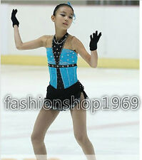 Hot style Gorgeous Figure Ice Skating Dress/Dance Dress For Competition xx190