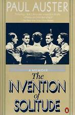 BIOGRAPHY PAUL AUSTER THE INVENTION OF SOLITUDE
