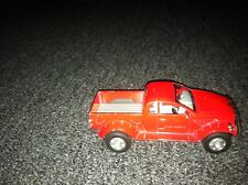 Kinsmart Dodge Power Wagon pullback Red 1/42 scale Model