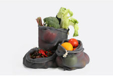 Produce Bags Food Storage Reusable Cotton Drawstring Packaging Eco Friendly
