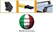 SET BARRAS BACAS PORTAEQUIPAJES DE RACK EQUIPAJE LANZA YPSILON Y 04>11 2004>2011