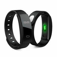 Bluetooth Smart Bracelet Wrist Watch For Android Samsung Galaxy J1 J3 J5 A3 A5 7