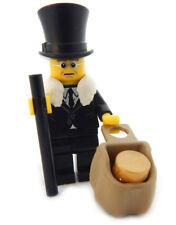 NEW LEGO EBENEZER SCROOGE MINIFIG figure minifigure christmas carol story book