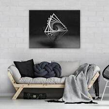 Wandbild  Leinwandbild Kunstdruck 11905_PP-1 Canvas Picture Print Geometrie 3D