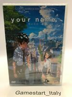 YOUR NAME - DVD NUOVO SIGILLATO VERSIONE ITALIANA - NEW SEALED