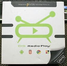 FOR PARTS - PIVOS XIOS DS MEDIA PLAY (XBMC) - PTGMCXDALU-US