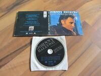 JOHNNY HALLYDAY Dans Un An Ou Un Jour 1992 FRANCE CD single