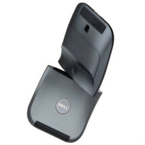 New Bluetooth 4.0 Wireless Mouse For Dell WM615 3D Computer Mouse Foldable-Black