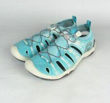 KEEN Evofit One Womens 11 Light Blue Anti-Odor Anatomic Outdoor Sandals