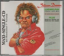 Silicon DREAM CD-Single Ludwig Fun (C) 1989