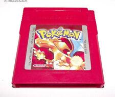 Pokemon Red Version Nintendo Gameboy Cartridge  #3