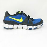 Nike Mens Flex Show TR 3 684701-402 Black Blue Running Shoes Lace Up Size 9.5